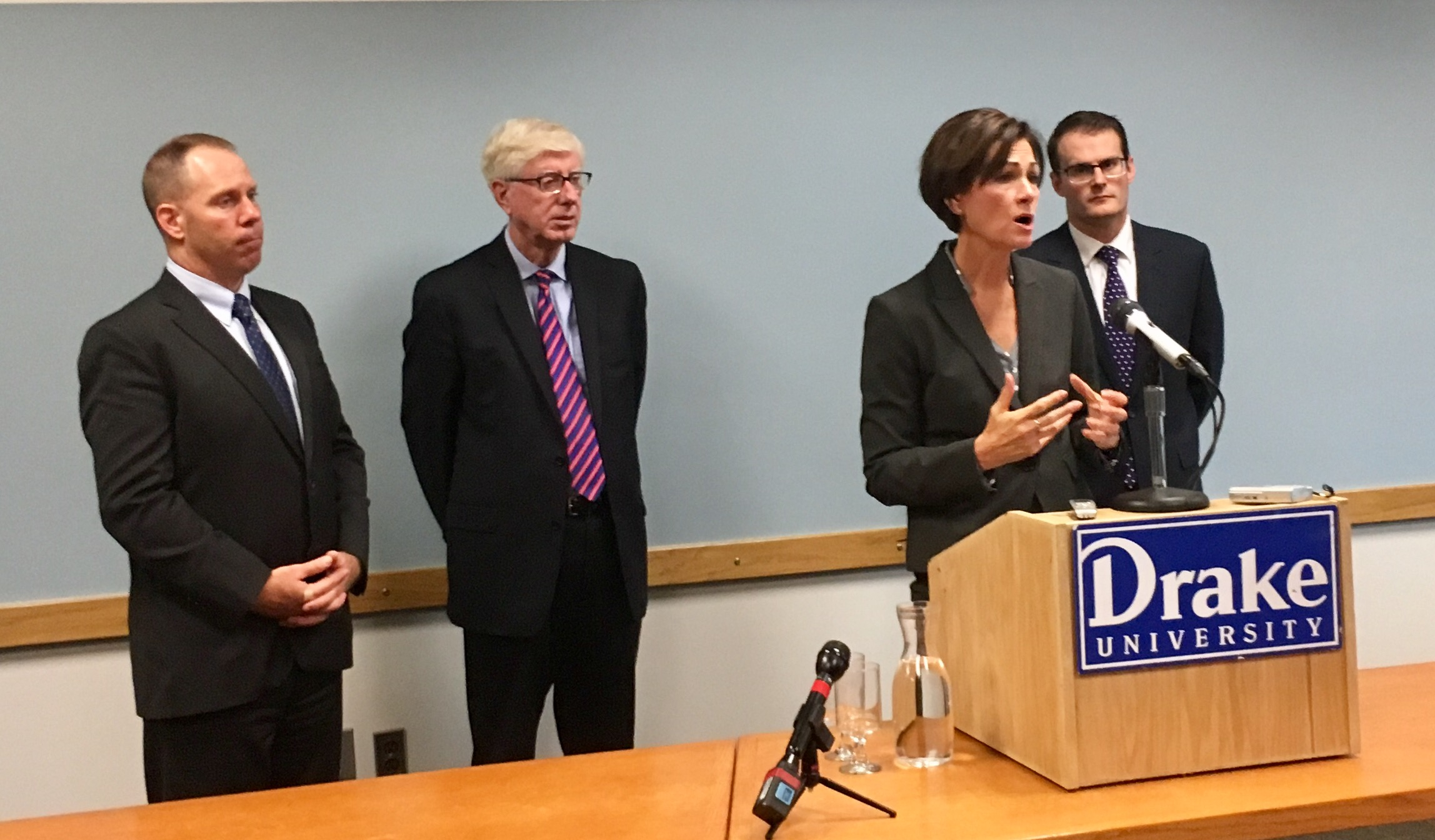 Identify, Prevent, Recover: Gov. Reynolds outlines priorities to combat opioids in Iowa