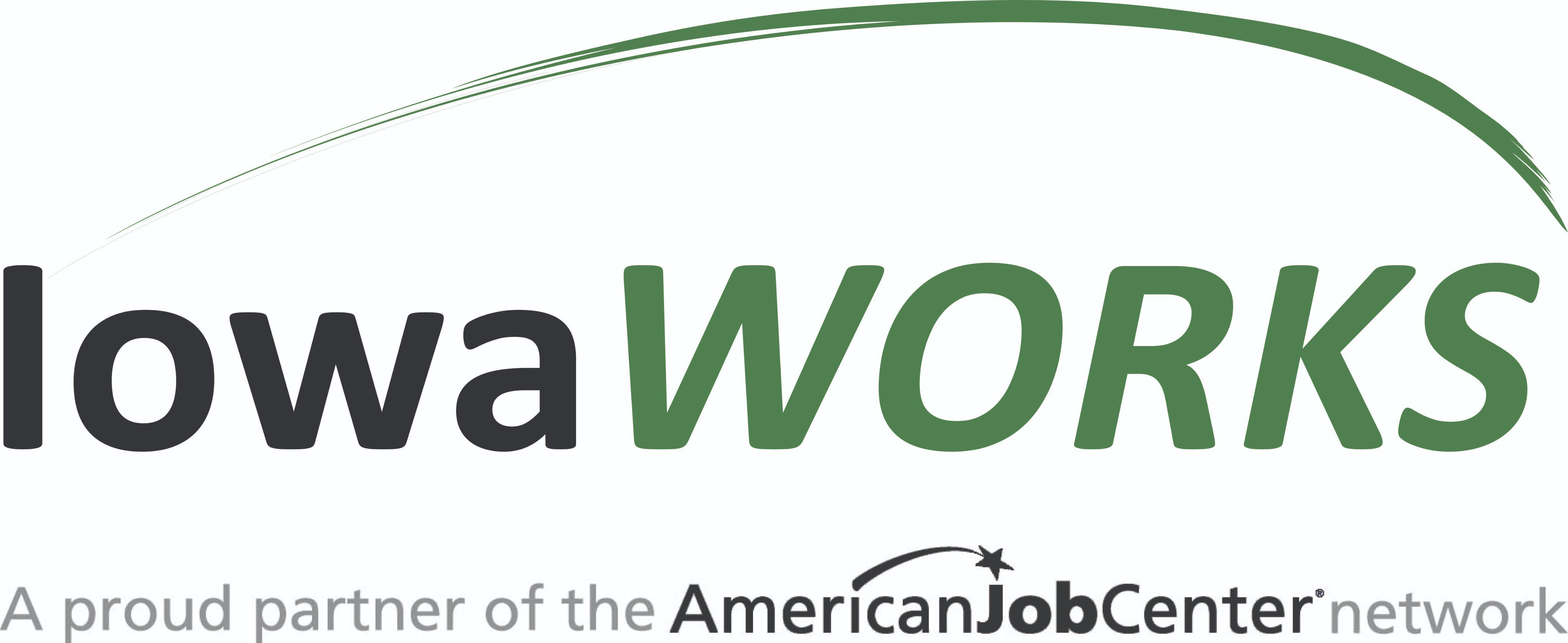 Image result for iowaWORKS logo