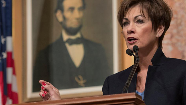 What they're saying: Gov. Reynolds' first Condition of the State address